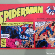 Cómics: SPIDERMAN TIRAS DE PRENSA Nº 19 FORUM. Lote 186328955