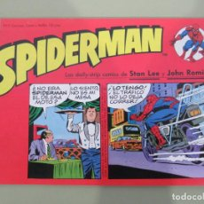 Cómics: SPIDERMAN TIRAS DE PRENSA Nº 17 FORUM. Lote 186328998