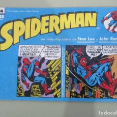 Cómics: SPIDERMAN TIRAS DE PRENSA Nº 14 FORUM. Lote 186329115