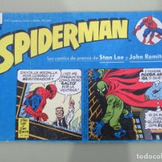 Cómics: SPIDERMAN TIRAS DE PRENSA Nº 12 FORUM. Lote 186329225