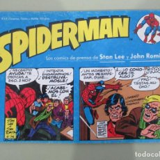 Cómics: SPIDERMAN TIRAS DE PRENSA Nº 10 FORUM. Lote 186329352