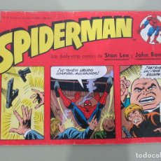 Cómics: SPIDERMAN TIRAS DE PRENSA Nº 9 FORUM. Lote 186329386