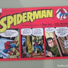 Cómics: SPIDERMAN TIRAS DE PRENSA Nº 1 FORUM. Lote 186329565