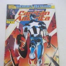 Cómics: CAPITAN AMERICA VOL 4 Nº 1 HEROES RETURN FORUM MUCHOS MAS A LA VENTA PIDE FALTAS CX34. Lote 186339856