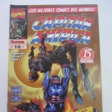 Cómics: CAPITAN AMERICA VOL 3 Nº 10 HEROES REBORN FORUM MUCHOS MAS A LA VENTA PIDE FALTAS CX34. Lote 186343312