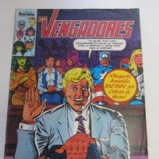 Cómics: LOS VENGADORES VOL. 1 Nº 39 - FORUM CX34. Lote 186349593