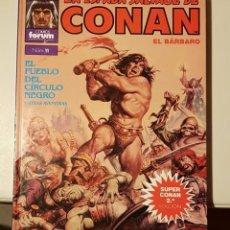 Cómics: CONAN . Lote 186354441