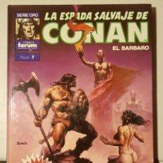 Cómics: CONAN. Lote 186354556