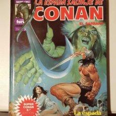 Cómics: CONAN. Lote 186354861