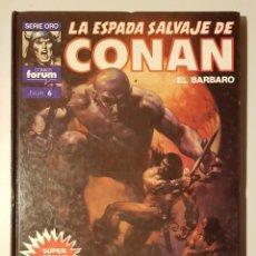 Cómics: CONAN. Lote 186355321