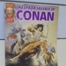 Cómics: LA ESPADA SALVAJE DE CONAN VOL. 2 Nº 8 PLANETA DE AGOSTINI. Lote 218148845