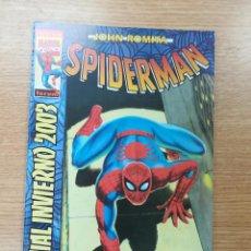 Cómics: SPIDERMAN DE JOHN ROMITA ESPECIAL INVIERNO 2003. Lote 186429495