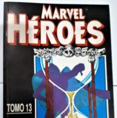 Cómics: MARVEL HEROES - TOMO 13 - CON 5 NUMEROS DEL 66 AL 70 - AÑO 1992 EDICION PLANETA - AGOSTINI. Lote 187127722
