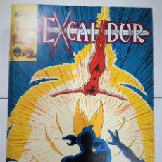Cómics: COMICS FORUM - EXCALIBUR - CON 5 NUMEROS DEL 11 AL 15 - AÑO 1990 EDICION PLANETA - AGOSTINI. Lote 187128486
