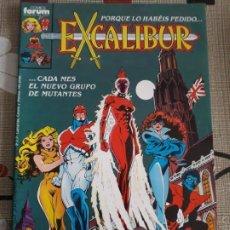 Cómics: EXCALIBUR N-1 AÑO 1989. Lote 187147978