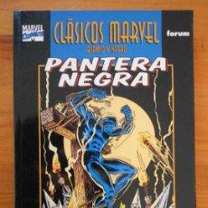 Cómics: PANTERA NEGRA Nº 2 - CLASICOS MARVEL BLANCO Y NEGRO - FORUM (AL). Lote 187158867