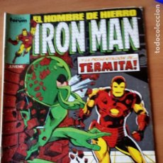 Cómics: IRON MAN 38. Lote 187164390