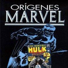 Cómics: ORIGENES MARVEL - EL INCREIBLE HULK - FORUM - 1992. Lote 187174722