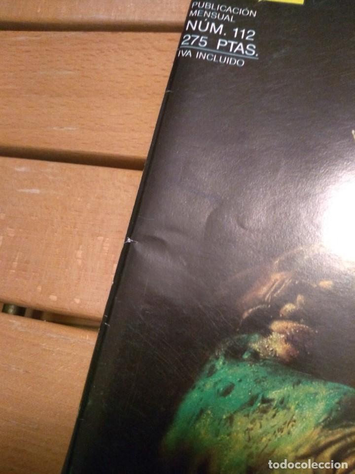 Cómics: La Espada Salvaje de Conan # 112 - Muy buen estado D8 - Foto 2 - 187197217