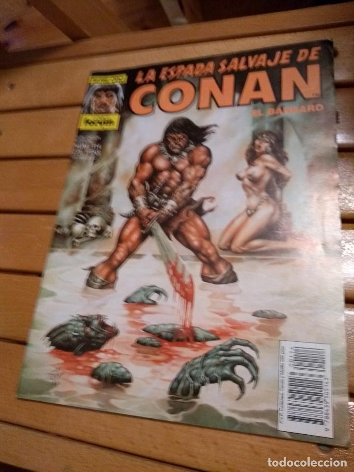 LA ESPADA SALVAJE DE CONAN # 114 - MUY BUEN ESTADO D8 (Tebeos y Comics - Forum - Conan)
