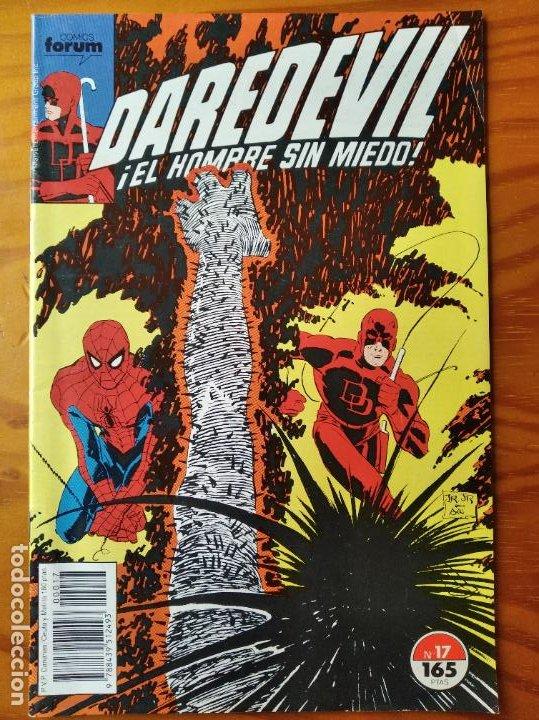 DAREDEVIL V.2 VOLUMEN 2 - Nº 17 - FORUM (Tebeos y Comics - Forum - Daredevil)