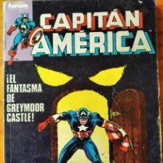 Cómics: CAPITAN AMERICA V.1 RETAPADO DEL Nº 16 AL 20 - FORUM MARVEL -. Lote 187285465