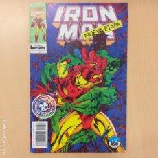 Cómics: IRON MAN - NUEVA ETAPA. NUM 3. Lote 187307580