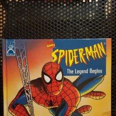Cómics: CUENTO INFANTIL - SPIDER-MAN (SPIDERMAN) - THE LEGEND BEGINS - FUN WORKS - MARV WOLFMAN. Lote 187323073