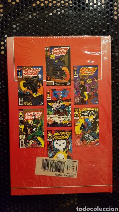 Cómics: Comic - El motorista fantasma - Tomo 1 - Comics Forum - de Saltares, Texeira. Con El Castigador!! - Foto 2 - 267198784