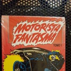 Cómics: COMIC - EL MOTORISTA FANTASMA - TOMO 1 - COMICS FORUM - DE SALTARES, TEXEIRA. CON EL CASTIGADOR!!. Lote 187328923