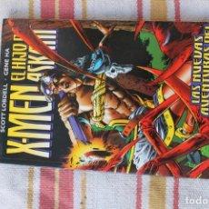 Cómics: X-MEN EL HIHO DE ASKANI: LAS NUEVAS AVENTURAS DEL JOVEN CABLE; SCOTT LOBDELL - GENE HA. Lote 187393540