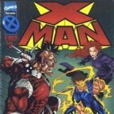 Cómics: X-MAN VOL. 2 Nº 2 - FORUM - BUEN ESTADO. Lote 187455446