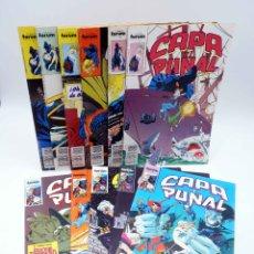 Comics: CAPA Y PUÑAL 5 A 15. LOTE DE 11. VER LISTA (VVAA) FORUM, 1989. OFRT. Lote 227829555