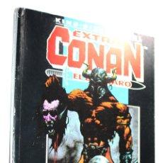 Comics: EXTRA CONAN EL BÁRBARO: OBRA COMPLETA (CONTIENE SERIE LIMITADA COMPLETA DE 11 NUMEROS ). Lote 187486666
