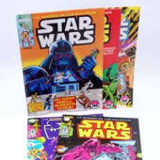 Comics : STAR WARS LOTE 1 7 10 11 12 15. LOTE DE 5 (GOODWIN / INFANTINO) FORUM, 1986. OFRT. Lote 223705437