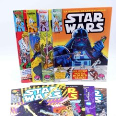 Comics : STAR WARS LOTE 2 7 A 12, 15 Y 16. LOTE DE 8. FORUM, 1986. OFRT. Lote 234795725