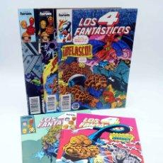 Comics: LOS 4 FANTÁSTICOS 83 84 90 96 97. LOTE DE 5 . VER LISTA (VVAA) FORUM, 1989. OFRT. Lote 187515825