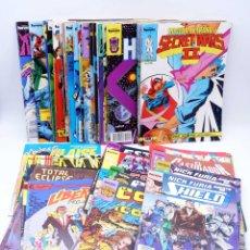 Cómics: LOTE 55 COMICS FORUM ZINCO DE SUPERHÉROES. VER LISTADO. FORUM, 1988. OFRT. Lote 202521731