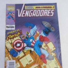 Fumetti: LOS VENGADORES VOL 1 Nº 99 FORUM MUCHOS MAS AL A VENTA MIRA TUS FALTAS CX34. Lote 187517993