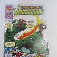 Fumetti: LOS VENGADORES VOL 1 Nº 102 FORUM MUCHOS MAS AL A VENTA MIRA TUS FALTAS CX34. Lote 187518075