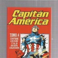 Cómics: CAPITAN AMERICA TOMO 4. Lote 187540062