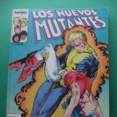 Cómics: LOS NUEVOS MUTANTES TOMO CON LOS NUMEROS DEL 41 AL 44 FORUM. Lote 187582368