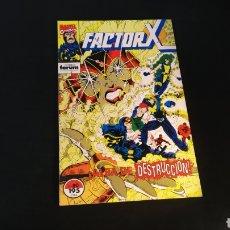 Cómics: EXCELENTE ESTADO FACTOR X 80 FORUM. Lote 187583435