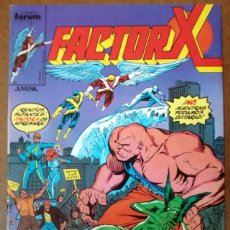 Cómics: FACTOR X VOL. 1 Nº 7 - FORUM - ESTADO EXCELENTE. Lote 262613120