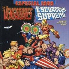 Cómics: LOS VENGADORES / ESCUADRÓN SUPREMO ESPECIAL 1999 - FORUM. Lote 188455530