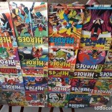 Cómics: MARVEL HEROES 26 COMICS VER LISTADO EN DESCRIPCION¡¡¡¡¡¡. Lote 188508433
