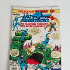 Cómics: LOS 4 FANTASTICOS Nº14 (AÑO 1990). Lote 188531562