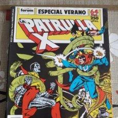 Comics: PATRULLA X ESPECIAL VERANO AÑO 1989. Lote 188545927