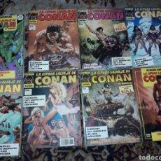 Cómics: 8,COMIC,DE CONAN, CADA CÓMIC 3 NÚMEROS. Lote 188563776