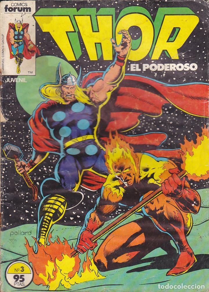 COMIC COLECCION THOR Nº 3 (Tebeos y Comics - Forum - Thor)